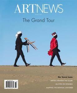 ARTnews - July 2017