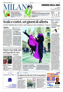 Corriere della Sera Milano – 03 dicembre 2019