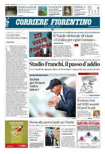 Corriere Fiorentino La Toscana – 24 dicembre 2019