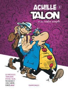 Les Impetueuses Tribulations d Achille Talon T02