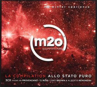 M2o Winter Xperience - La Compilation Allo Stato Puro (2016)