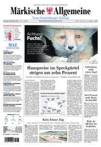 Neue Oranienburger Zeitung - 14. November 2017