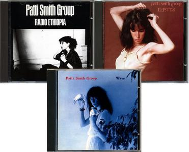 Patti Smith Group - Albums Collection 1976-1979 (3CD) [Non-Remastered] Re-Up
