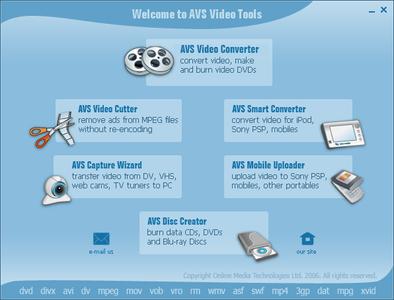 AVS Video Tools cracked