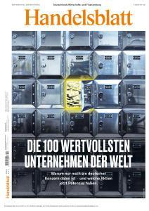 Handelsblatt - 30 Dezember 2020 - 3 Januar 2021