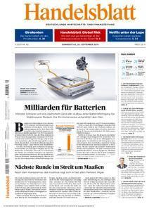 Handelsblatt - 20. September 2018