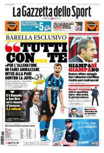 La Gazzetta dello Sport Roma – 05 ottobre 2019
