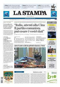 La Stampa Torino Provincia e Canavese - 5 Ottobre 2019