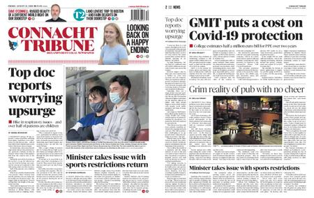 The Connacht Tribune – August 21, 2020