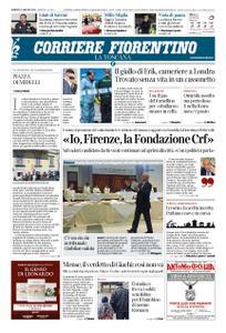 Corriere Fiorentino La Toscana – 17 maggio 2019