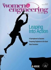 IEEE Women in Engineering Magazine - June 2021