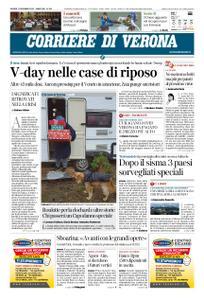 Corriere di Verona – 31 dicembre 2020