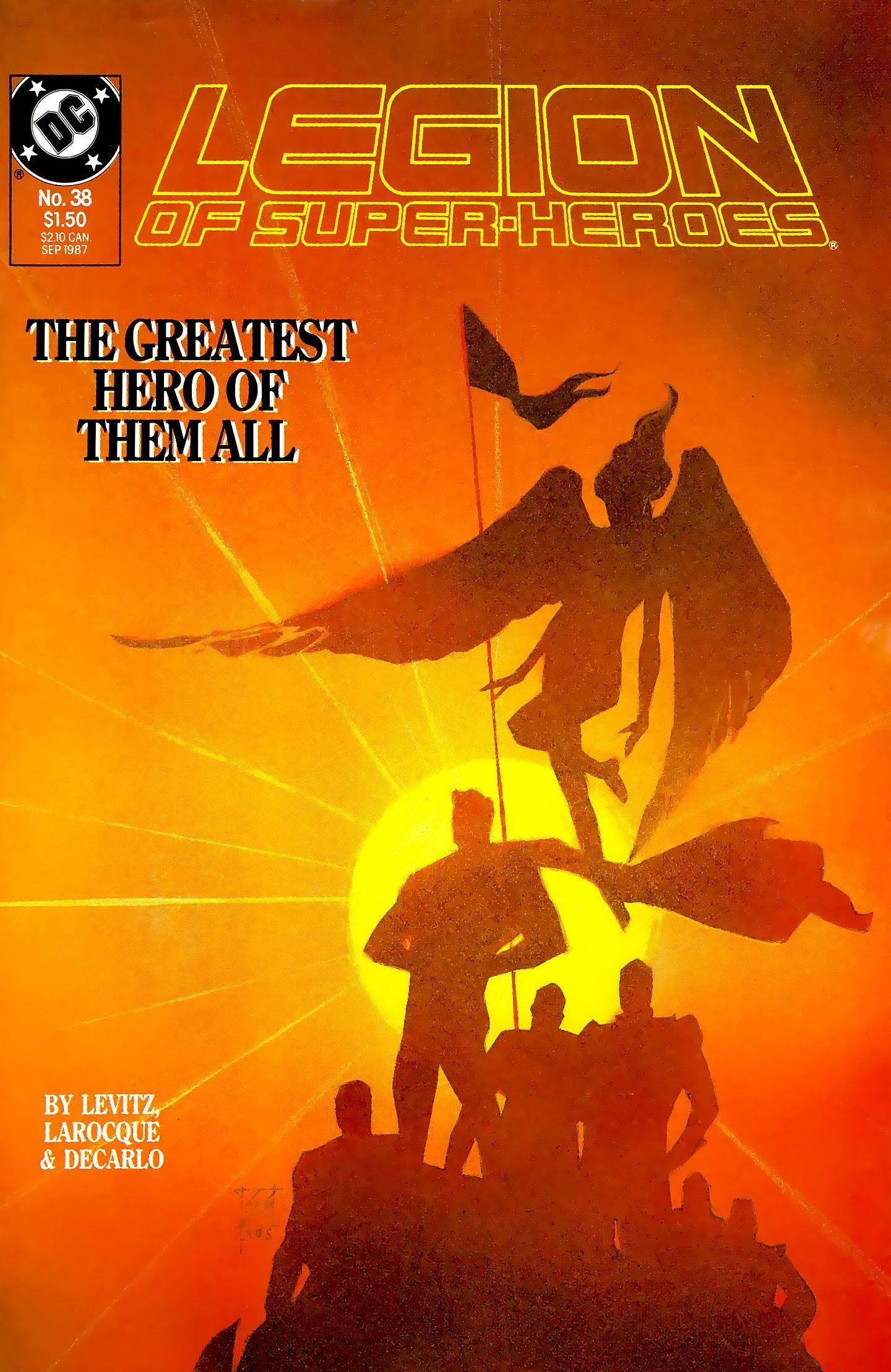 Legion of Super-Heroes v3 038 1987