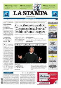 La Stampa Torino Provincia e Canavese - 5 Febbraio 2020