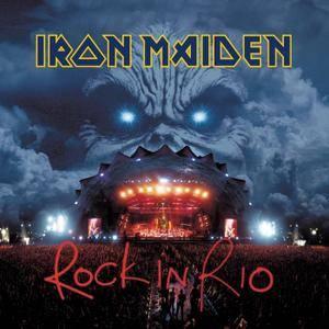 Iron Maiden - Rock In Rio (2002/2015) [Official Digital Download 24-bit/96kHz]