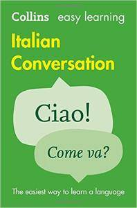 Collins Easy Learning Italian Conversation, 2 edition