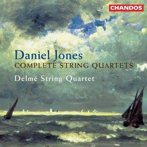 Daniel Jones - Complete String Quartets (repost with CD 2 last track OK)