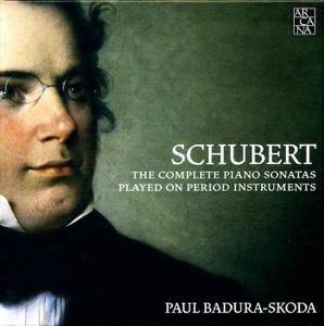 Schubert - Complete Piano Sonatas On Period Instruments (2013) (Paul Badura-Skoda) (9CD Box Set) (REPOST)