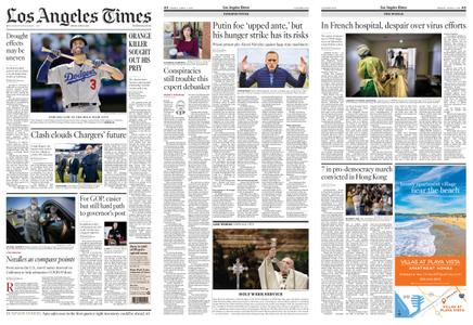 Los Angeles Times – April 02, 2021