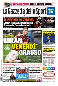La Gazzetta dello Sport Roma – 23 febbraio 2019