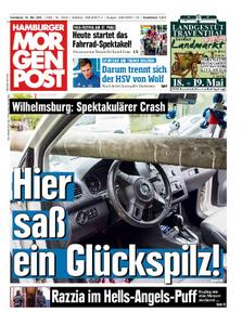 Hamburger Morgenpost – 18. Mai 2019