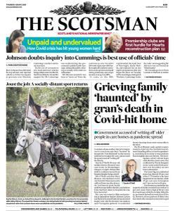 The Scotsman - 28 May 2020