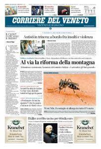 Corriere del Veneto Vicenza e Bassano - 29 Luglio 2018