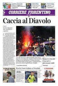 Corriere Fiorentino La Toscana - 9 Aprile 2018