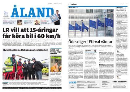 Ålandstidningen – 02 februari 2019