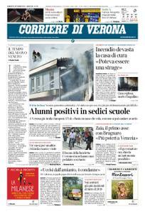 Corriere di Verona – 25 settembre 2020