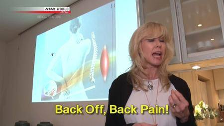 NHK - Medical Frontiers: Back Off, Back Pain! (2018)