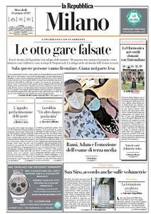 la Repubblica Milano - 24 Giugno 2020