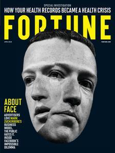 Fortune USA - April 2019
