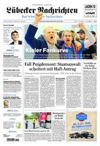 Lübecker Nachrichten Bad Schwartau - 23. Mai 2018