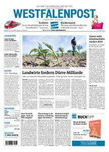Westfalenpost Wetter - 30. Juli 2018