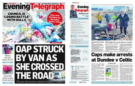 Evening Telegraph Late Edition – March 18, 2019