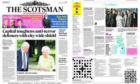 The Scotsman – April 10, 2018