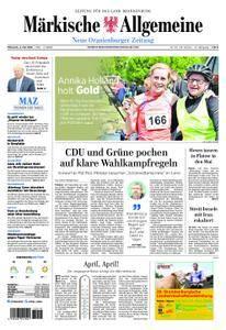 Neue Oranienburger Zeitung - 02. Mai 2018