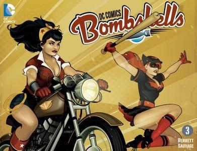 DC Comics - Bombshells 003 2015 digital