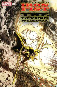 Iron Fist - The Living Weapon 011 2015 Digital