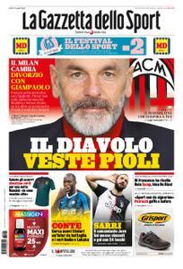La Gazzetta dello Sport Sicilia – 08 ottobre 2019