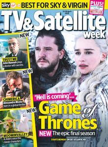 TV & Satellite Week - 13 April 2019
