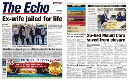 Evening Echo – October 29, 2020