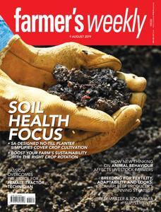 Farmer's Weekly - 09 August 2019