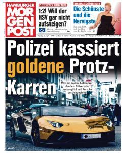 Hamburger Morgenpost - 9 April 2019