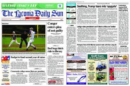 The Laconia Daily Sun – May 24, 2018