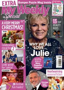 My Weekly Special – December 2018