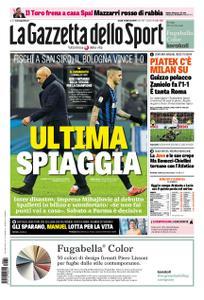 La Gazzetta dello Sport Roma – 04 febbraio 2019