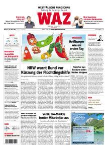 WAZ Westdeutsche Allgemeine Zeitung Castrop-Rauxel - 20. März 2019