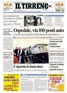 Il Tirreno Livorno - 9 Dicembre 2017